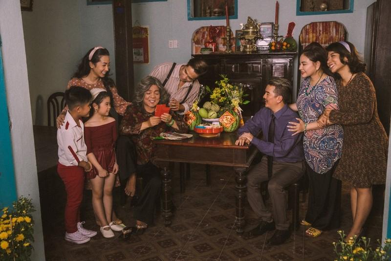 Gia đình 4 thế hệ đón tết cùng Đàm Vĩnh Hưng - ảnh 6
