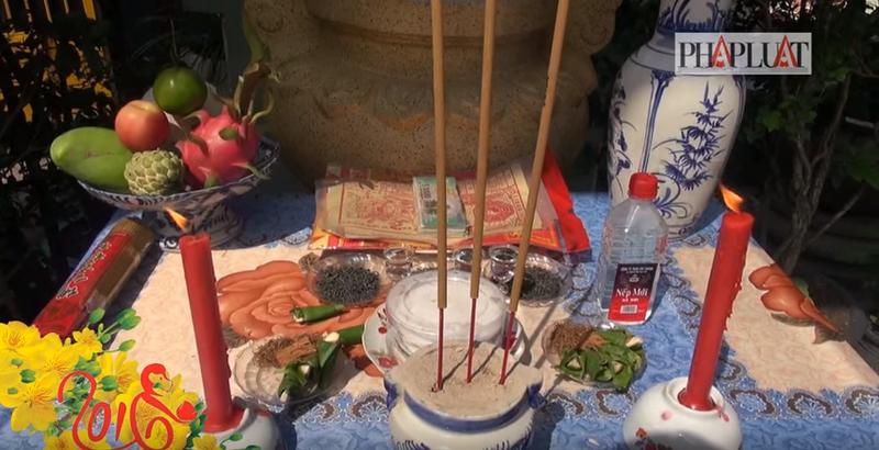 Lễ vật cúng Tân niên mùng 1 Tết Canh Tý 2020 - ảnh 2