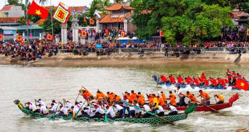 Lễ hội Yên Tử, đền Trần, chọi trâu... tạm dừng vì dịch Corona - ảnh 7