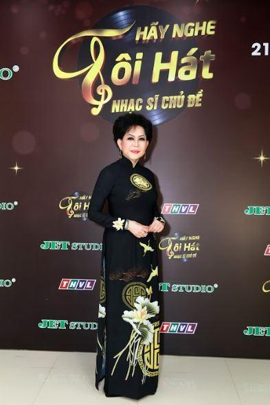 Danh ca Thái Châu cầm cân nảy mực Hãy nghe tôi hát 2020 - ảnh 3