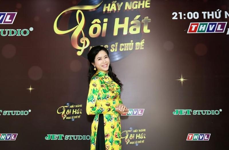 Danh ca Thái Châu cầm cân nảy mực Hãy nghe tôi hát 2020 - ảnh 5