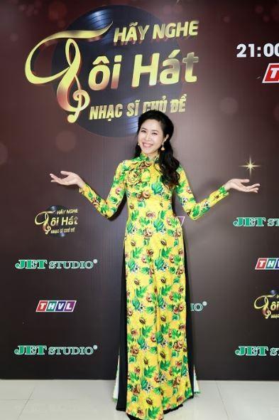 Danh ca Thái Châu cầm cân nảy mực Hãy nghe tôi hát 2020 - ảnh 6