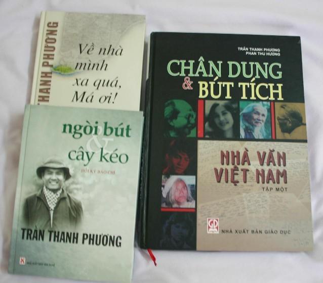 Nhà văn, nhà báo Trần Thanh Phương - một người hiền đã ra đi - ảnh 5