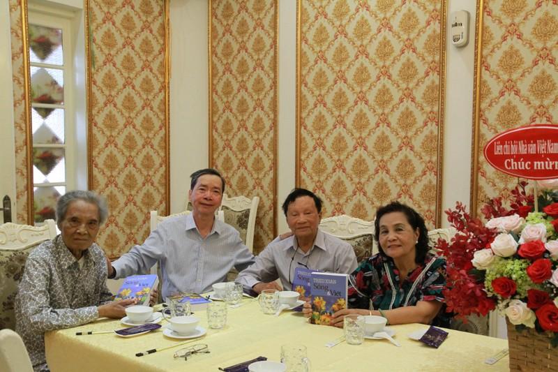 Nhà văn, nhà báo Trần Thanh Phương - một người hiền đã ra đi - ảnh 6