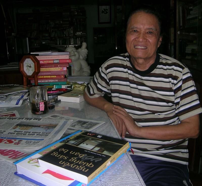 Nhà văn, nhà báo Trần Thanh Phương - một người hiền đã ra đi - ảnh 7