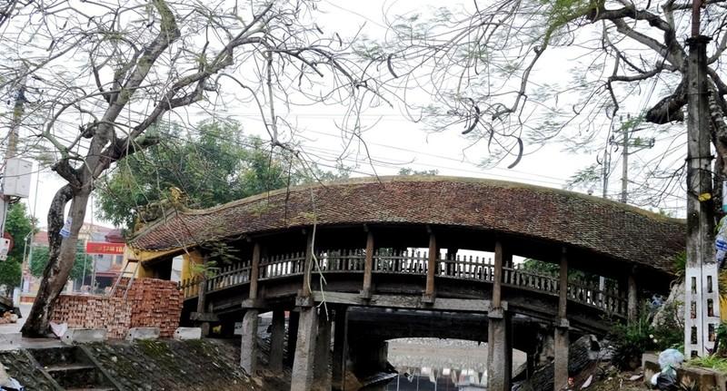 Về Nam Định chiêm ngưỡng cây cầu cổ bậc nhất Việt Nam - ảnh 5