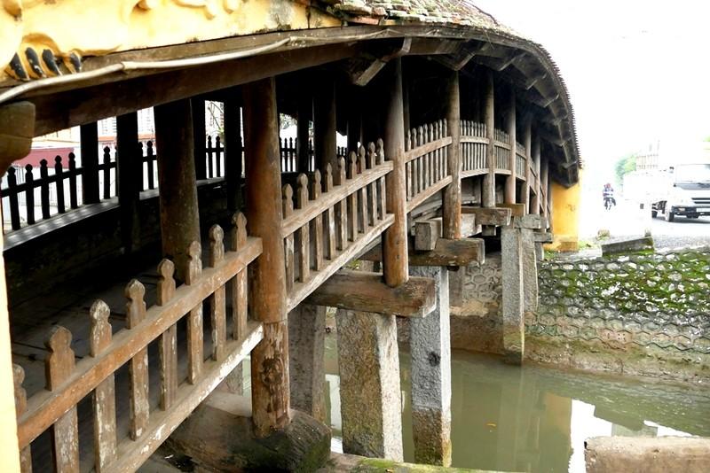 Về Nam Định chiêm ngưỡng cây cầu cổ bậc nhất Việt Nam - ảnh 2