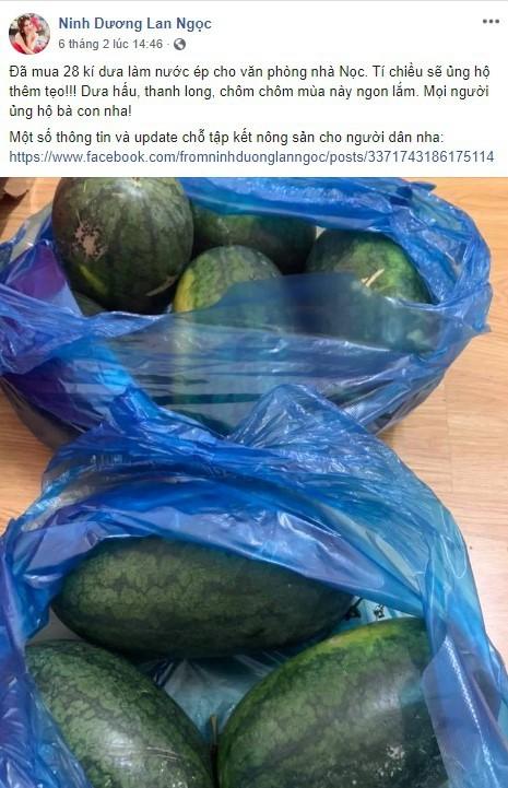 Danh hài Thúy Nga bị trộm, sao Việt mua dưa hấu, quà Valentine - ảnh 2