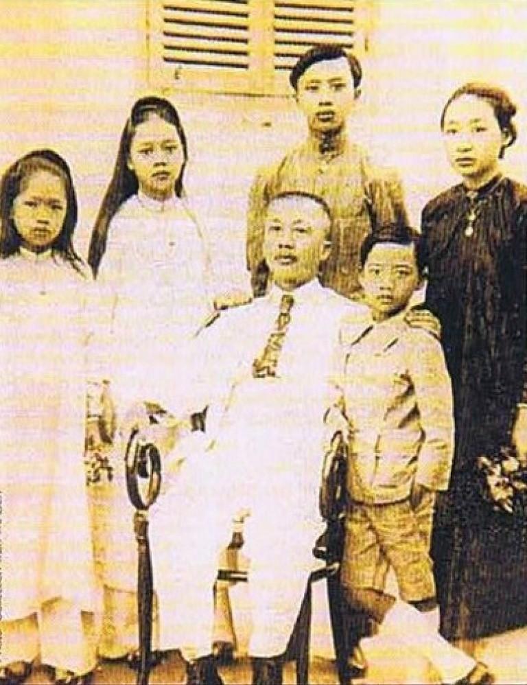 Henriette Bùi Quang Chiêu - Nữ bác sĩ đầu tiên của Việt Nam - ảnh 1