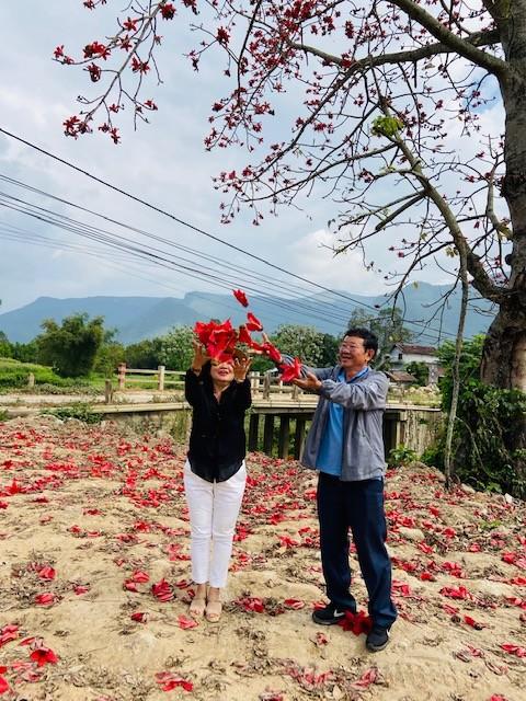 Đi tìm mùa hoa gạo bỏ quên ở núi rừng Quảng Nam  - ảnh 5