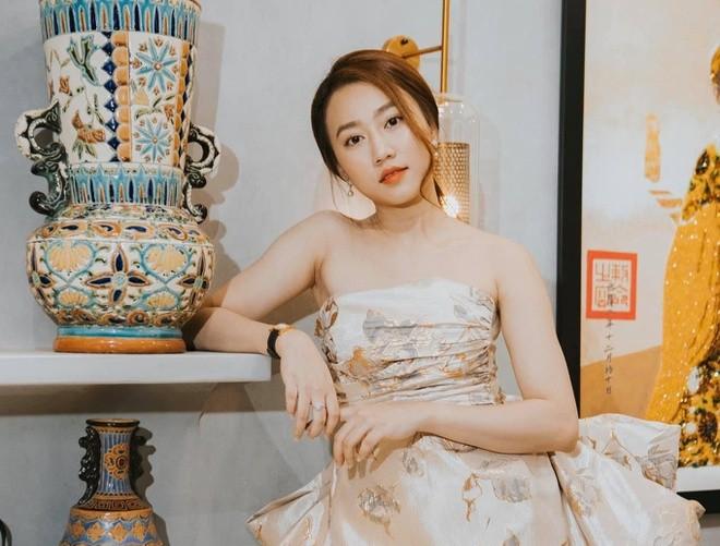 Diễn viên Hồng Loan hẹn hò với Tiến Linh là ai? - ảnh 14