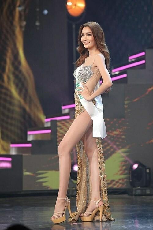 Mexico đăng quang Hoa hậu Chuyển giới, Hoài Sa trượt top 6 - ảnh 5