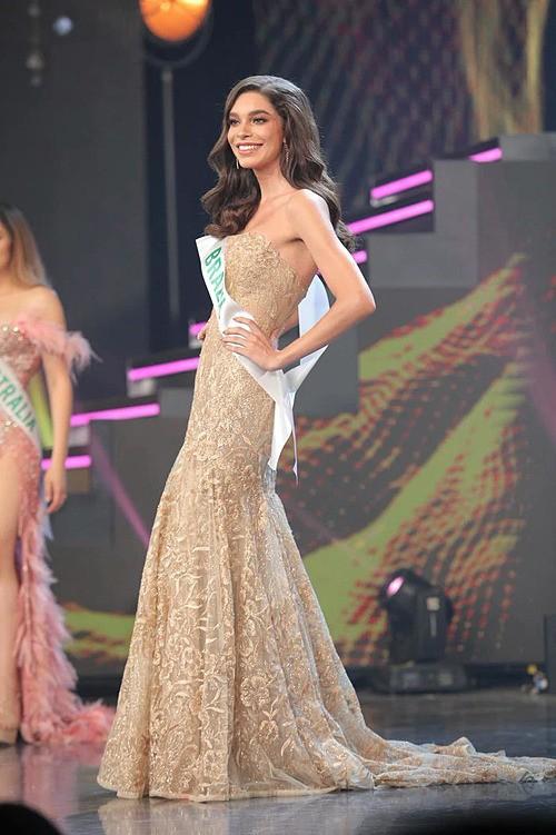 Mexico đăng quang Hoa hậu Chuyển giới, Hoài Sa trượt top 6 - ảnh 6