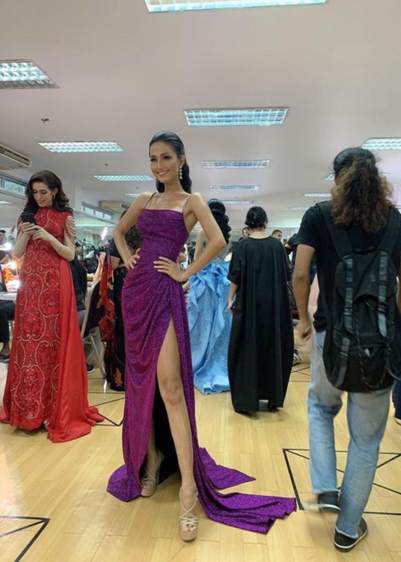 Mexico đăng quang Hoa hậu Chuyển giới, Hoài Sa trượt top 6 - ảnh 8