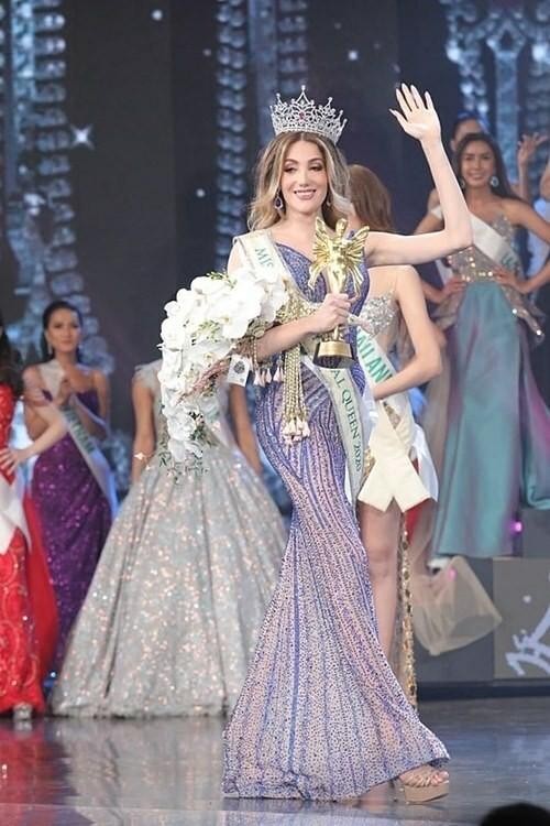 Mexico đăng quang Hoa hậu Chuyển giới, Hoài Sa trượt top 6 - ảnh 2