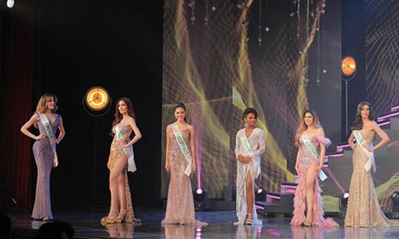 Mexico đăng quang Hoa hậu Chuyển giới, Hoài Sa trượt top 6 - ảnh 1