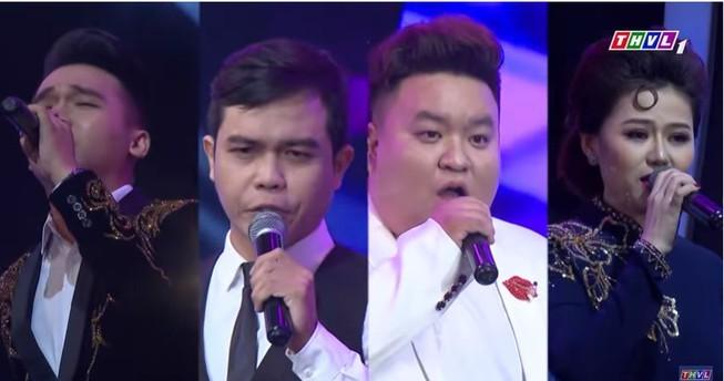 Ca sĩ thần tượng 'bản sao' Tuấn Ngọc, Ý Lan, Giao Linh hát