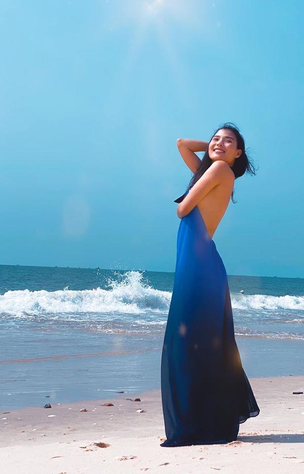 Thúy Diễm tung bộ ảnh bikini gợi cảm - ảnh 6