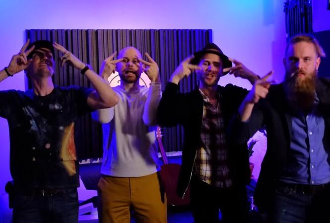 Nhóm nhạc Mỹ cover Ghen Cô Vy, họ là ai - ảnh 5
