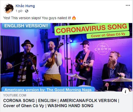 Nhóm nhạc Mỹ cover Ghen Cô Vy, họ là ai - ảnh 1