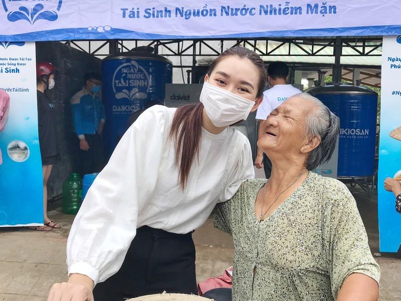 Châu Bùi cùng nhiều sao Việt chung tay chống dịch COVID-19 - ảnh 14