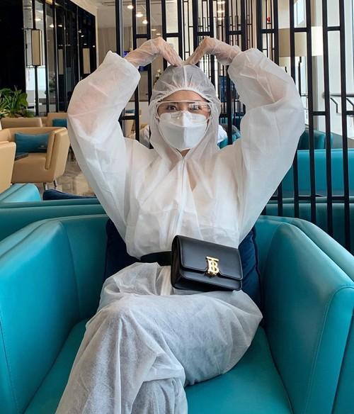Châu Bùi cùng nhiều sao Việt chung tay chống dịch COVID-19 - ảnh 5