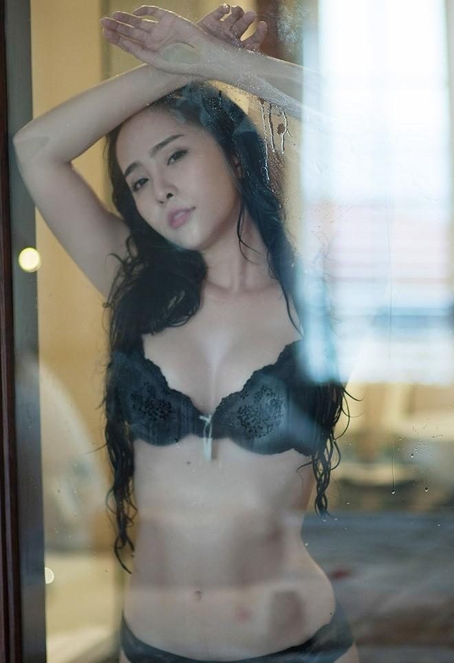 'Cá sấu chúa' Quỳnh Nga ngày càng xinh đẹp, gợi cảm - ảnh 7