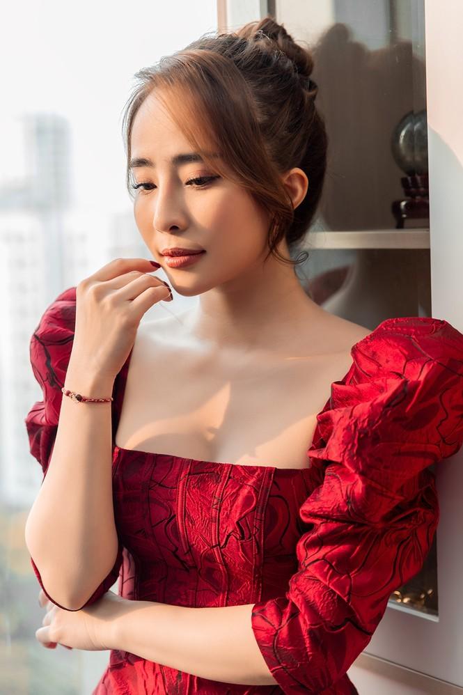 'Cá sấu chúa' Quỳnh Nga ngày càng xinh đẹp, gợi cảm - ảnh 13