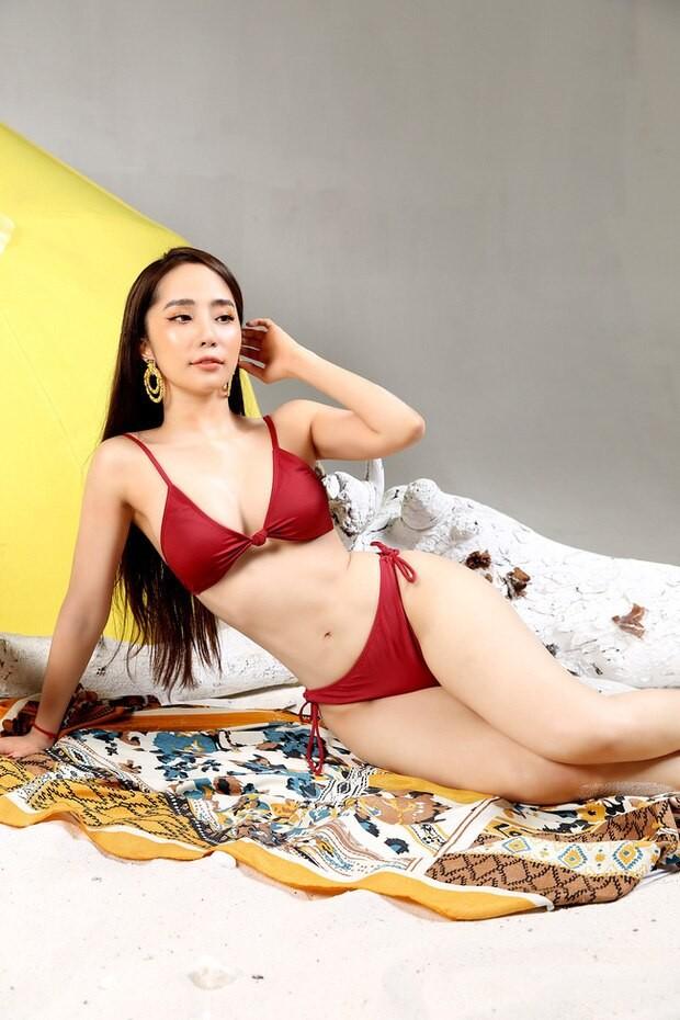'Cá sấu chúa' Quỳnh Nga ngày càng xinh đẹp, gợi cảm - ảnh 10