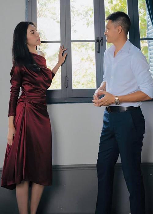 Châu Bùi cùng nhiều sao Việt chung tay chống dịch COVID-19 - ảnh 13