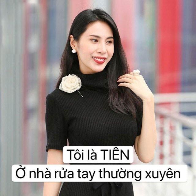 Sao Việt đua trend Tôi là... phòng, chống dịch COVID-19 - ảnh 2