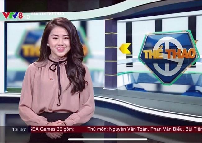 Đinh Ngọc Mai từ cổ động viên xinh đẹp đến biên tập viên VTV - ảnh 7