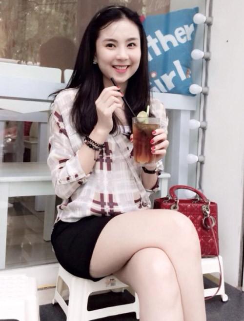 Mai Ngọc - nữ biên tập viên, MC xinh nhất VTV - ảnh 1