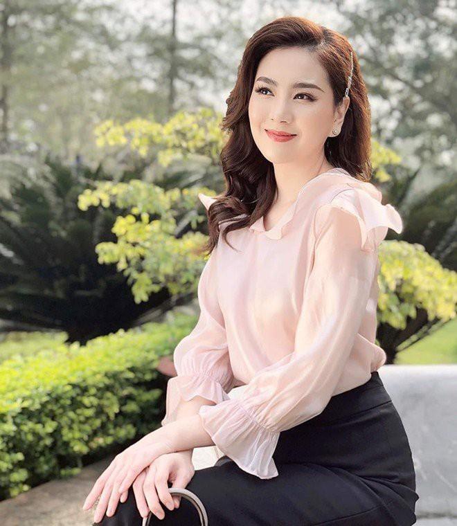 Mai Ngọc - nữ biên tập viên, MC xinh nhất VTV - ảnh 2