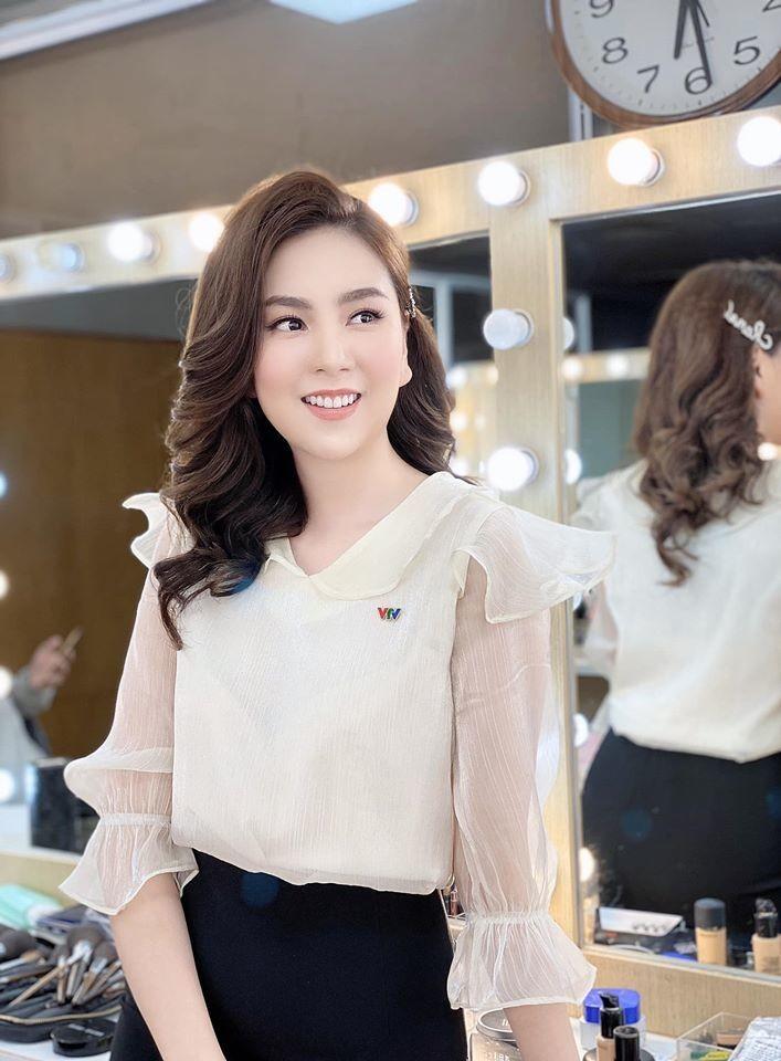 Mai Ngọc - nữ biên tập viên, MC xinh nhất VTV - ảnh 12