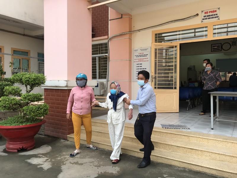 Mẹ Việt Nam anh hùng trao 8 triệu phòng, chống dịch COVID-19 - ảnh 2