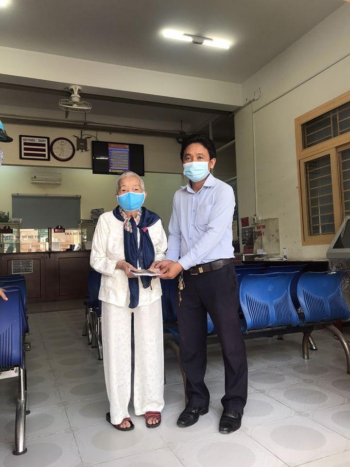 Mẹ Việt Nam anh hùng trao 8 triệu phòng, chống dịch COVID-19 - ảnh 1
