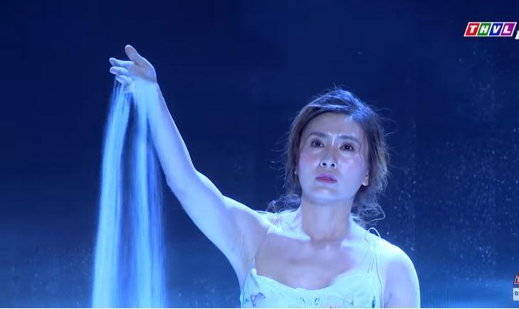 Nguyệt Ánh hát Mưa trên biển vắng tại Tình Bolero 2020  - ảnh 1