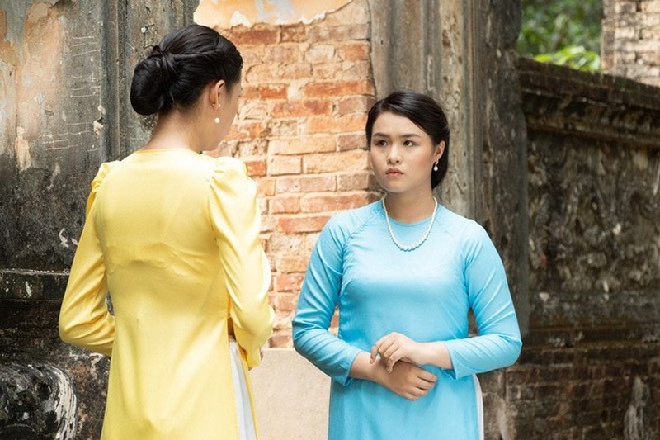 Khánh Trinh cao 1m72 nối nghiệp cha - nghệ sĩ hài Hoàng Mập - ảnh 10