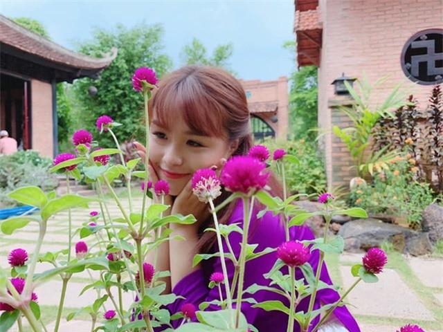 Khánh Trinh cao 1m72 nối nghiệp cha - nghệ sĩ hài Hoàng Mập - ảnh 9