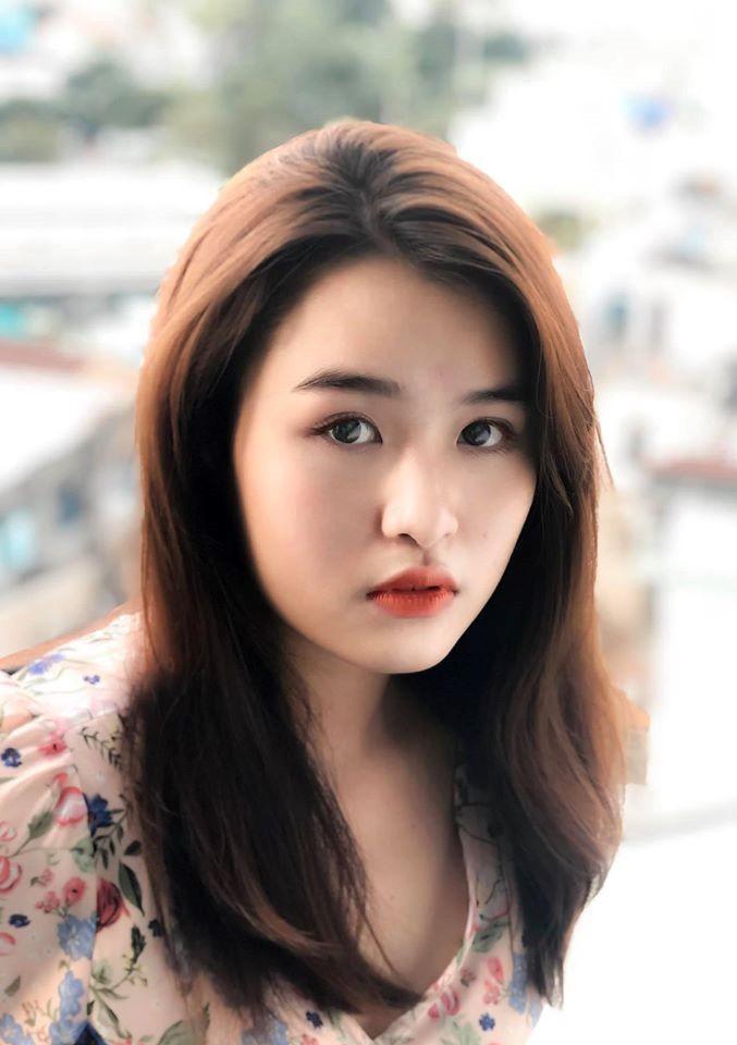 Khánh Trinh cao 1m72 nối nghiệp cha - nghệ sĩ hài Hoàng Mập - ảnh 2