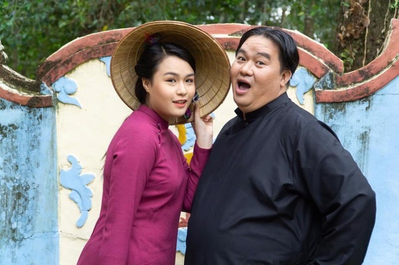 Khánh Trinh cao 1m72 nối nghiệp cha - nghệ sĩ hài Hoàng Mập - ảnh 7