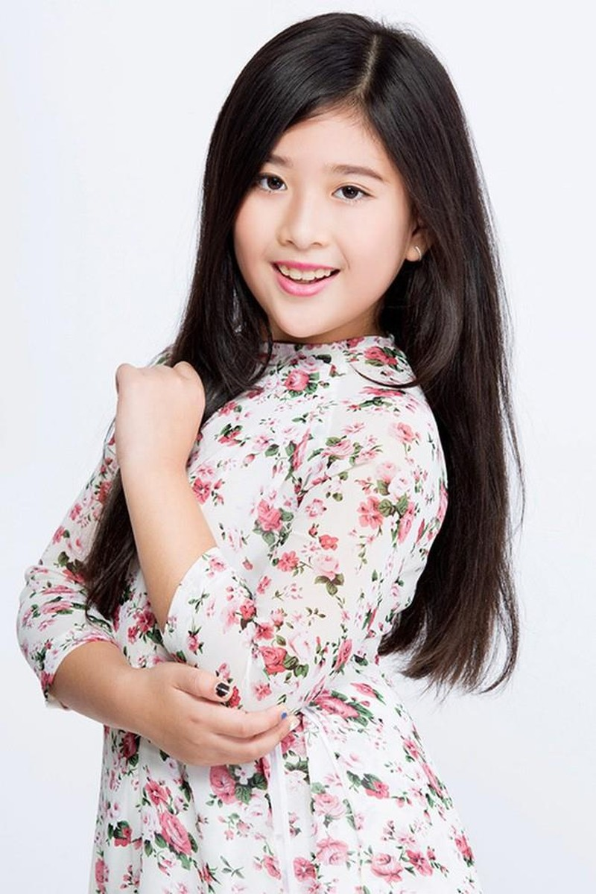 Bí Ngô con gái út xinh đẹp tài năng của NSND Hồng Vân - ảnh 7