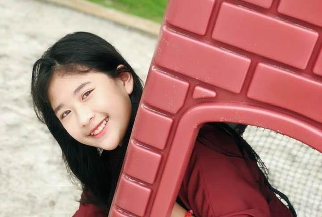 Bí Ngô con gái út xinh đẹp tài năng của NSND Hồng Vân - ảnh 9
