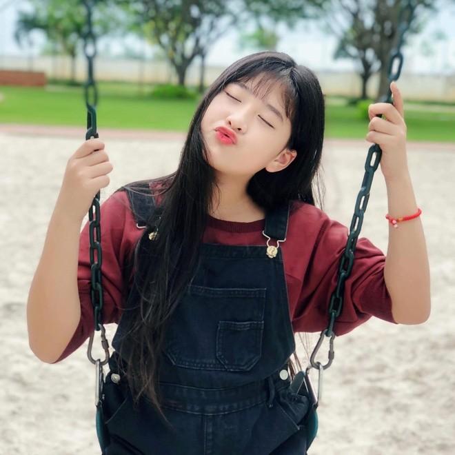 Bí Ngô con gái út xinh đẹp tài năng của NSND Hồng Vân - ảnh 10