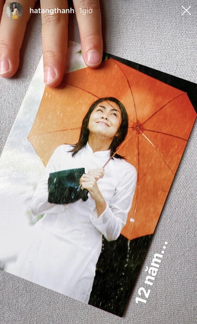 Áo dài gây thương nhớ của Tăng Thanh Hà 8 năm về trước - ảnh 8