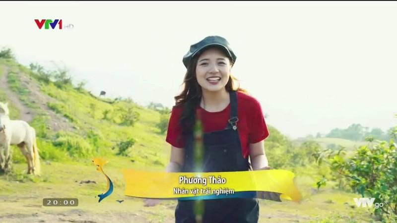 Phương Thảo - MC 'nấm lùn' có nụ cười rạng rỡ trên VTV - ảnh 6
