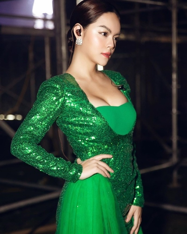 Phạm Quỳnh Anh khoe dáng gợi cảm với bikini  - ảnh 11