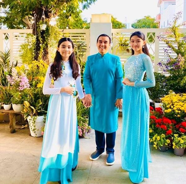 Lọ lem - con gái Quyền Linh xinh như hoa hậu - ảnh 3