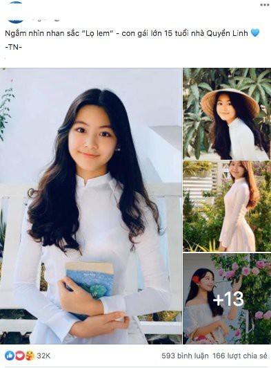 Lọ lem - con gái Quyền Linh xinh như hoa hậu - ảnh 8